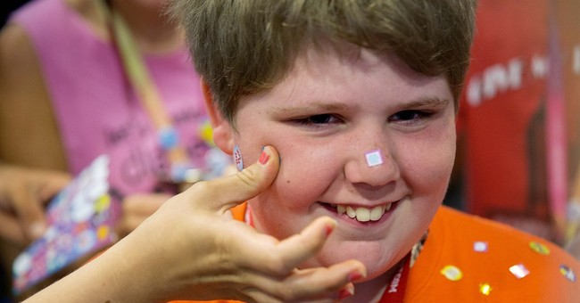 Summer camp helps kids with Tourette's syndrome