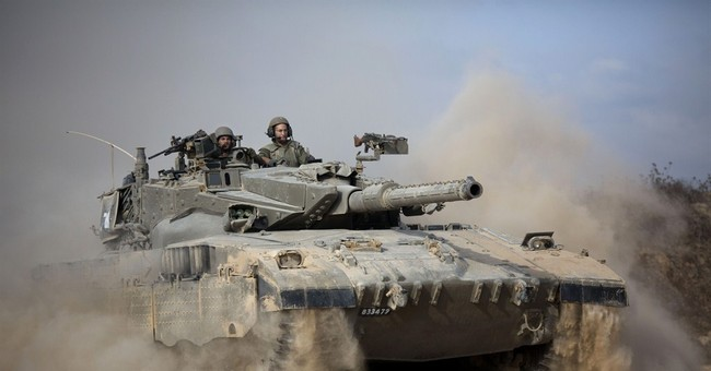 Israel pushes in Gaza, expanding ground operation