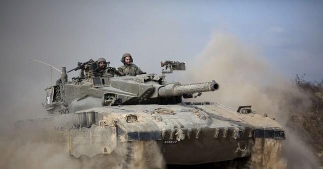 Israel pushes in Gaza, expanding ground operation