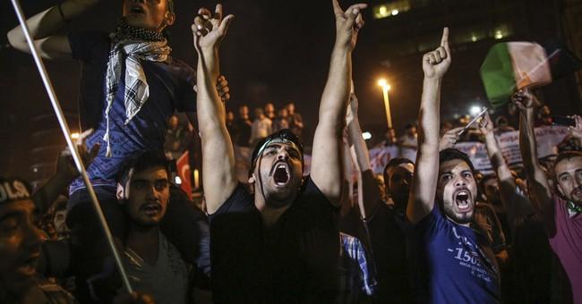 Turkey's Erdogan condemns Israel over Gaza
