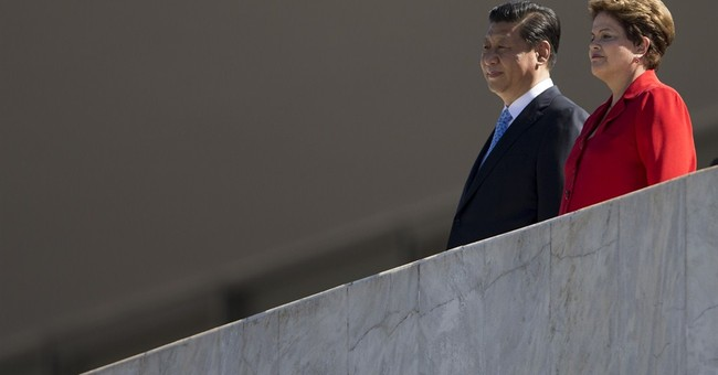 China, Russia leaders seek South American inroads