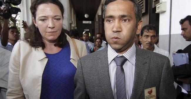Sri Lankan politician jailed for killing Briton