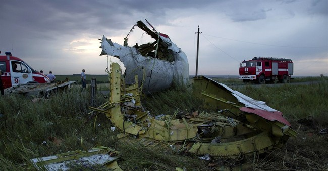 What we know, and don't, 1 day after Ukraine crash