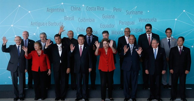 China, Russia leaders seek South American inroads