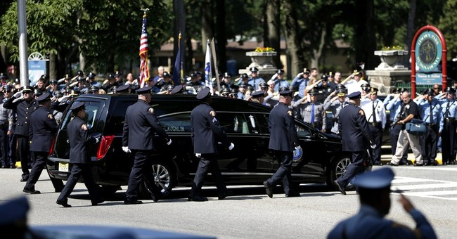 Slain rookie officer recalled as eager learner