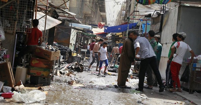 UN: Some 5,500 civilians killed in Iraq this year