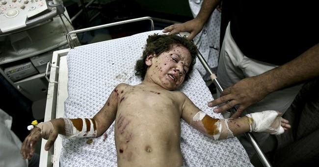 1 in 5 of Gaza dead are children
