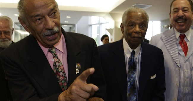 Conyers honored for donation of personal papers