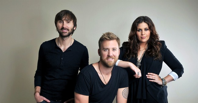 Lady A moving at jetliner's pace in life, studio