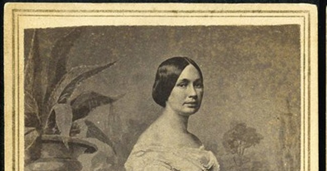 Image found of Confederate White House housekeeper