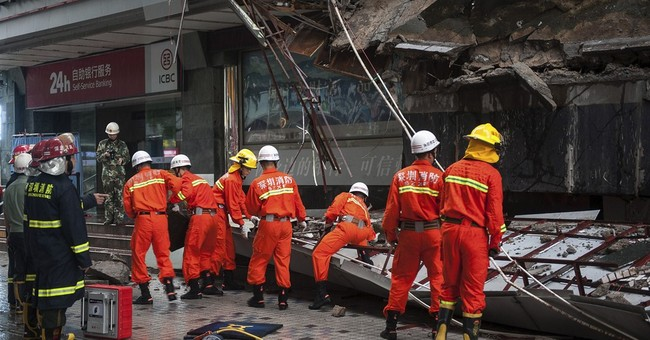 Strongest storm in decades kills 17 in south China