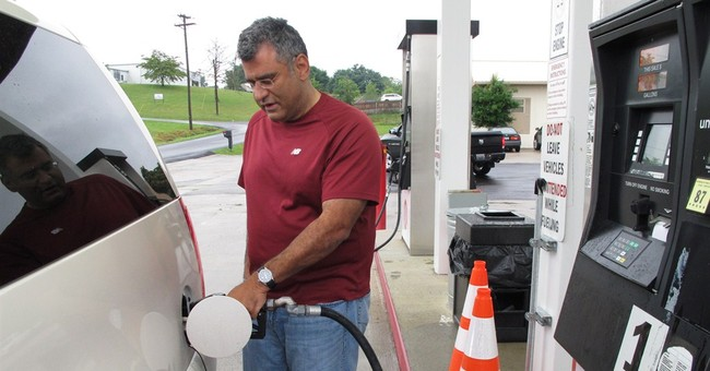Kentucky town opens filling station to the public