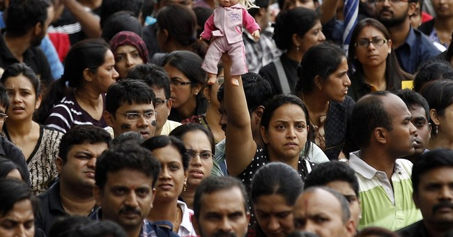 Outrage after Indian girl, 6, raped at her school