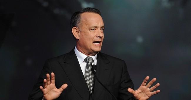 Tom Hanks in Egypt to film 'Hologram for the King'