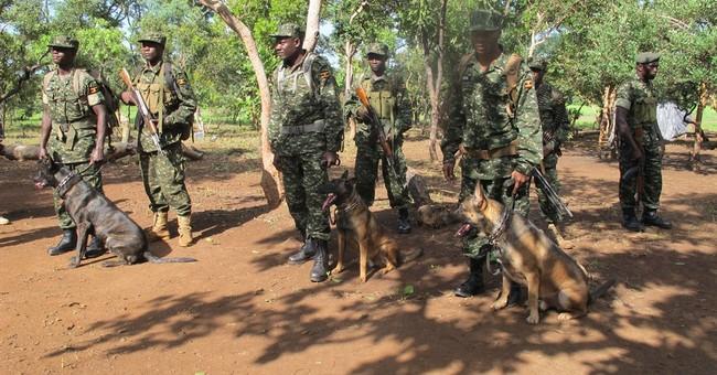 Kony's rebels change tactics to evade hunt