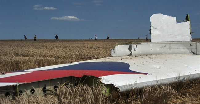 US working on case against Russia on downed plane