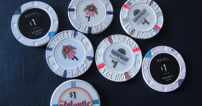 Atlantic City doomed by glut of casinos in region