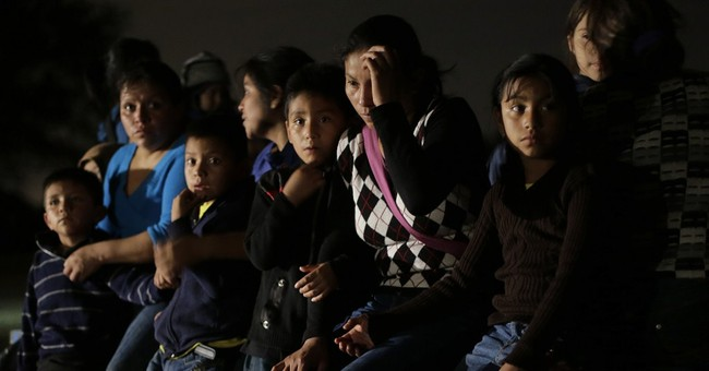 Immigration debate upended by a flood of children