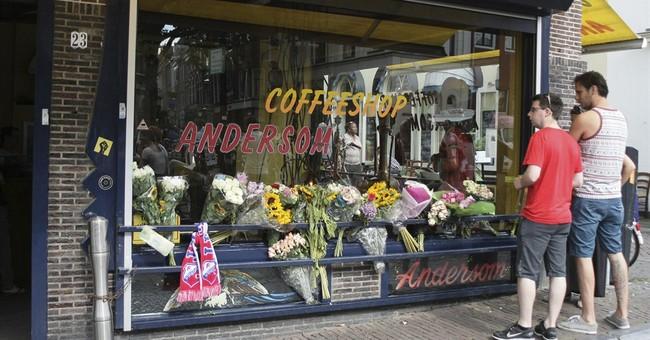 Dutch anger swells at treatment of Ukraine bodies