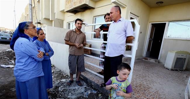 Iraqi PM condemns jihadis' targeting of Christians