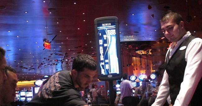 A history of casino revenue, jobs in Atlantic City