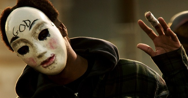 'Apes' outmuscles 'The Purge' at box office
