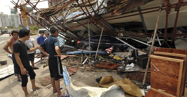 Strongest storm in decades in south China kills 18
