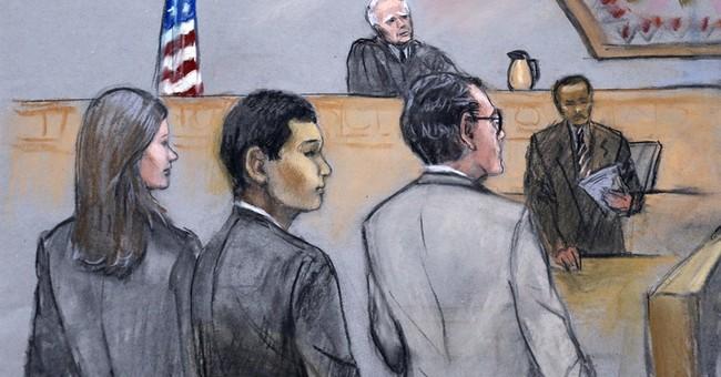 Friend is first convicted in Boston Marathon probe