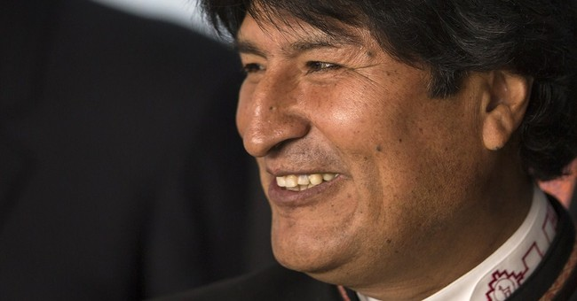Bolivian president vows to expand coca crops