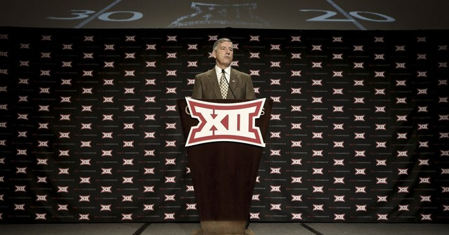 Big 12 commish's dire warning about pending change