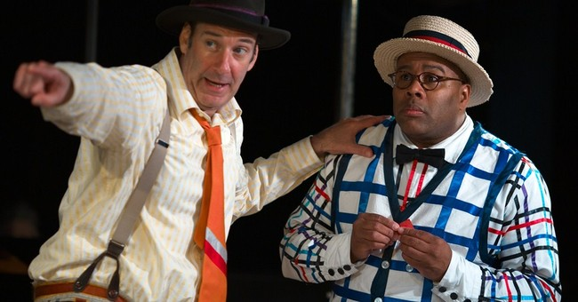 'The Fantasticks' breaks a color barrier