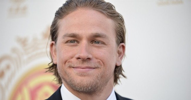 Charlie Hunnam talks about leaving 'Fifty Shades'