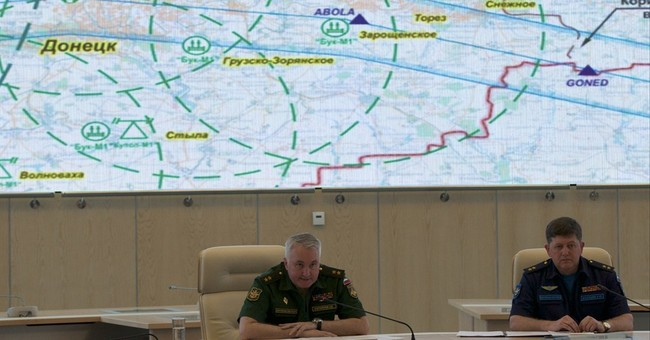 Vital evidence feared withheld by Ukraine's rebels