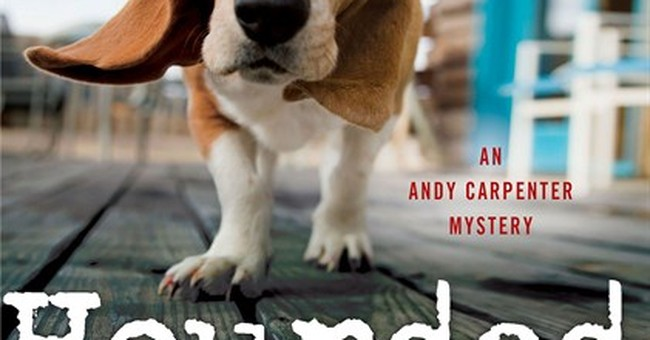 'Hounded' is new legal thriller by David Rosenfelt