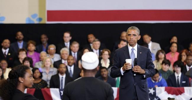 Obama touts expansion of program for minority boys