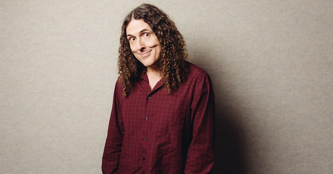 'Weird Al' on his weirdly successful week in music