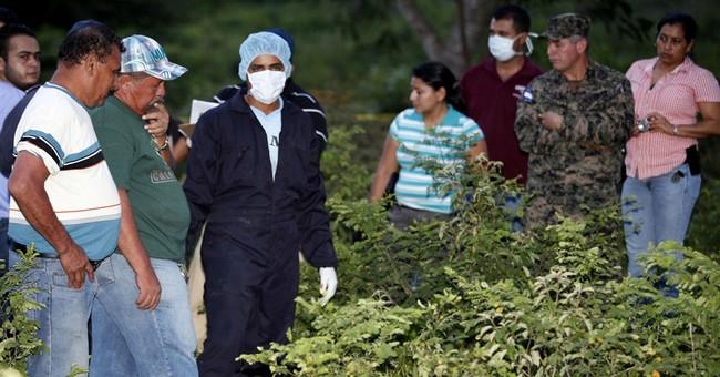 TV news reporter found shot to death in Honduras