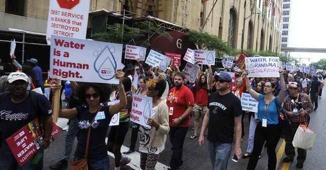 Detroit: No water shutoffs for next 15 days