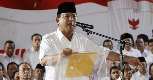Jakarta governor wins Indonesian presidency