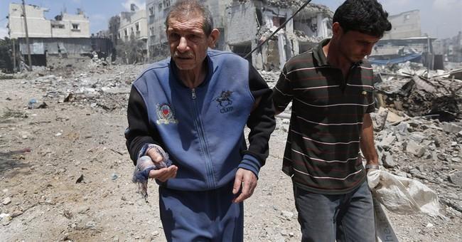 Gaza blockade key to any Israel-Hamas truce deal