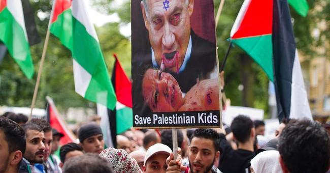 Germany, France, Italy condemn anti-Semitic demos