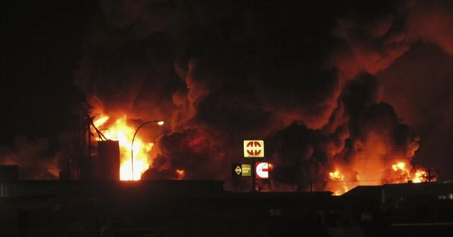 Slow North Dakota city fire alert raises concern