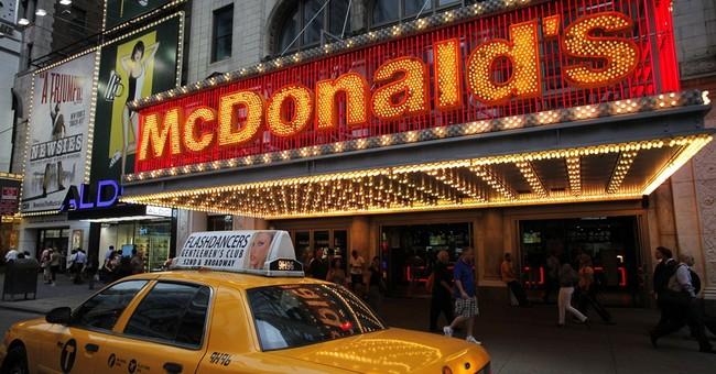 McDonald's profit slips; US sales decline