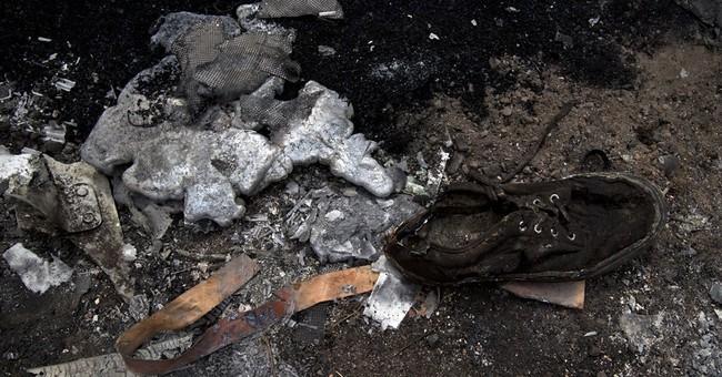 Lax security at crash site hampers investigations