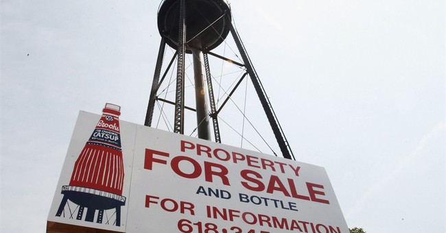 170-foot ketchup bottle for sale in Illinois