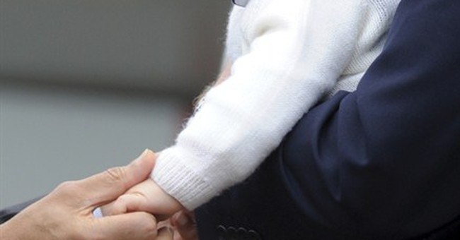 Big milestone for Britain's little prince