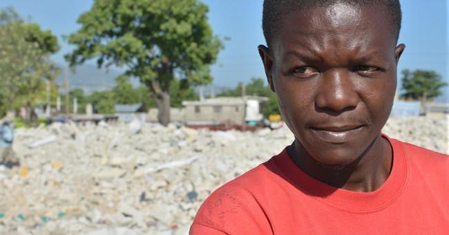 Plans to rebuild Haiti capital displace families