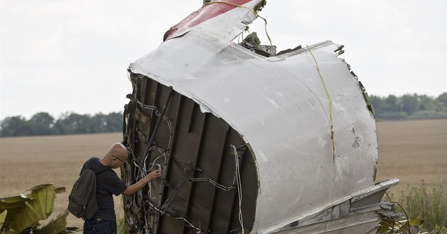 US to present intelligence data on plane crash