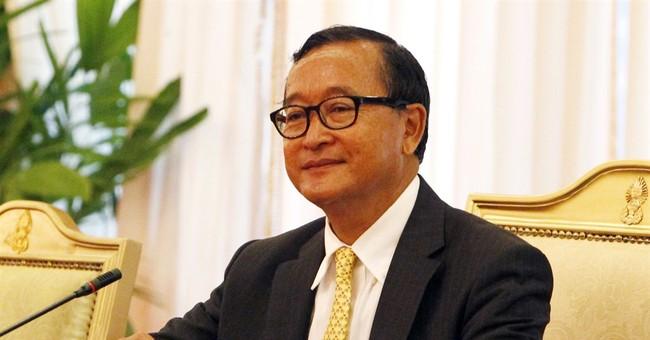 Cambodian political rivals hold fresh talks