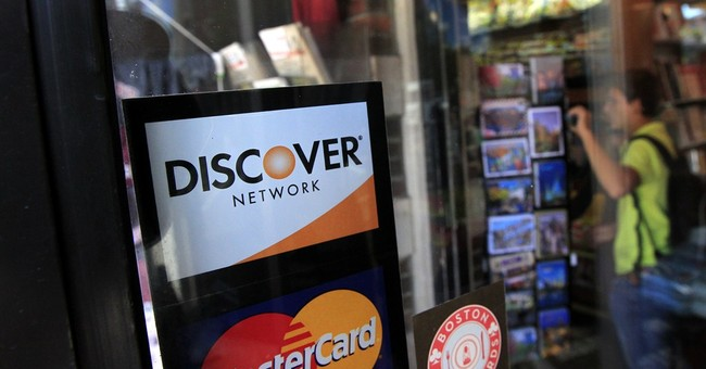Discover Financial's 2Q profit jumps 7 percent
